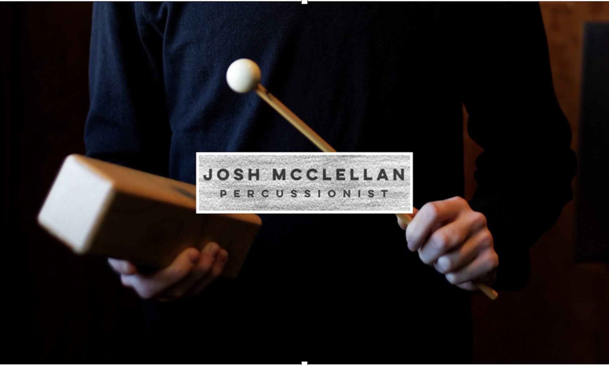 JOSH MCCLELLAN